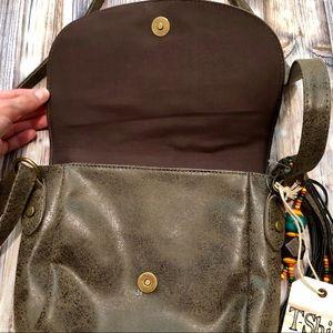 T-shirt & Jeans Bags - NWT T-shirt & Jeans brown crossbody purse